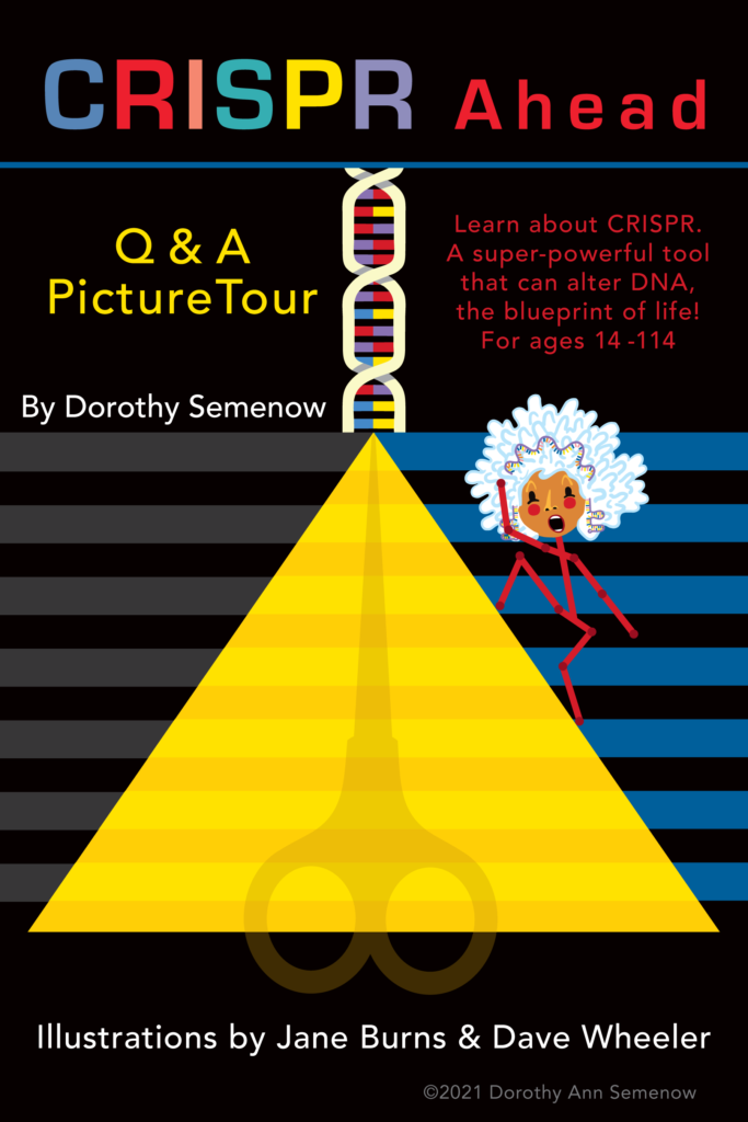 CRISPR Ahead Picture Tour Book